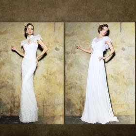 סלון כלות 'תחרה' ביהוד – החלומות שלכן מתגשמים! שמלות כלה. עיצוב שמלות כלה.